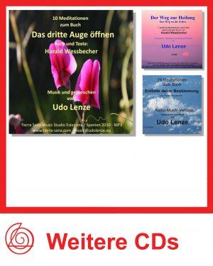 Weitere CDs zu Büchern von Harald Wessbecher