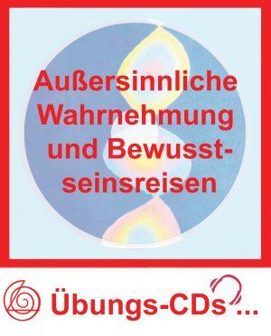 Übungs-CDs mit spezieller Klangtechnik (Hemisphärensynchronisation) - Außersinnliche Wahrnehmung und Bewusstseinsreisen