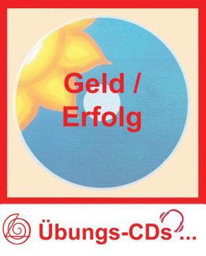 Übungs-CDs mit spezieller Klangtechnik (Hemisphärensynchronisation) - Geld / Erfolg