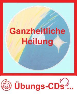 Übungs-CDs mit spezieller Klangtechnik (Hemisphärensynchronisation) - Ganzheitliche Heilung