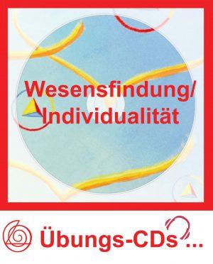 Übungs-CDs mit spezieller Klangtechnik (Hemisphärensynchronisation) - Wesensfindung / Individualität