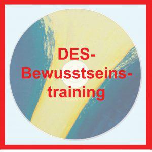 Übungs-CDs mit spezieller Klangtechnik (Hemisphärensynchronisation) - DES-Bewusstseinstraining