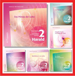 CDs - Trance-Vorträge Harald II
