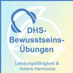 DHS-Bewusstseins-Übungen auf CD - Leistungsfähigkeit