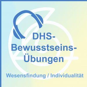 DHS-Bewusstseins-Übungen auf CD - Wesensfindung
