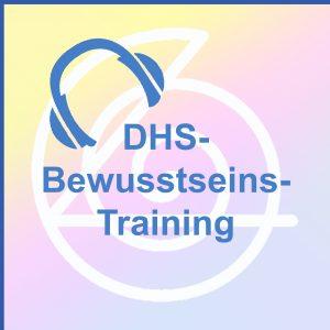 DHS-Bewusstseins-Training auf CD