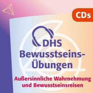 8 verschiedene CDs zum Thema Außersinnliche Wahrnehmung