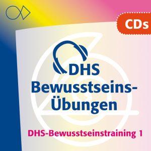 12 verschiedene CDs zum Thema DHS-Bewusstseins-Training