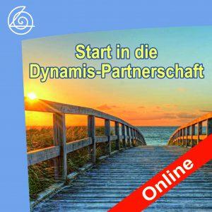 Start in die Dynamis-Partnerschaft